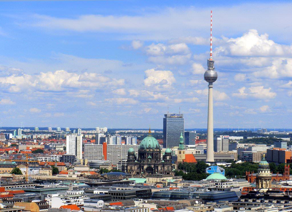 Пездка в берлине