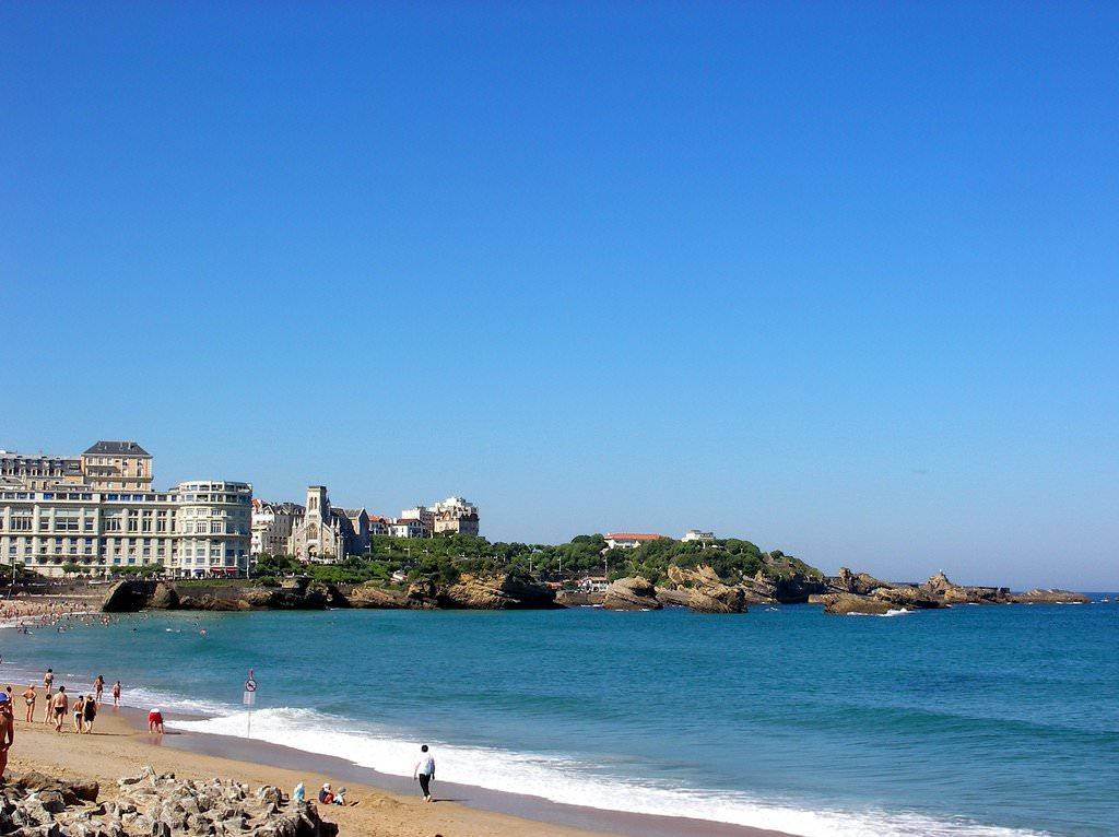 Biarritz Pictures Photo Gallery Of Biarritz High