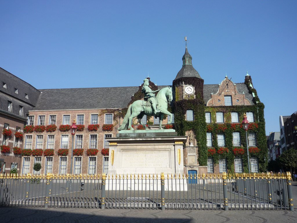 DГјsseldorf Bochum