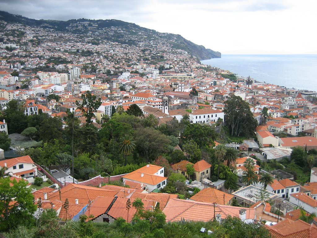 Gorgeous Houses Funchal Pictures Photo Gallery Of Funchal High Quality