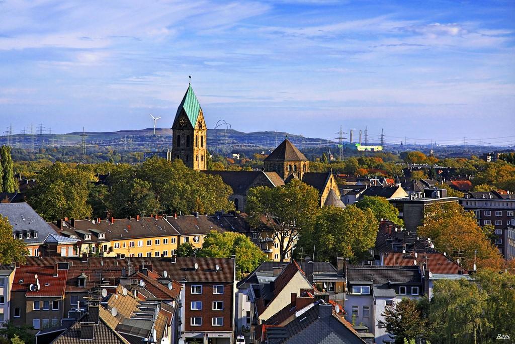 gelsenkirchen, deutschland