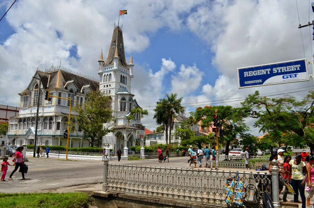 a study on the guyana country Of the 26 countries listed in the idb study, paraguay is the costliest country from which to ship goods to the united states with freight charges from that country accounting for 159 per cent of.