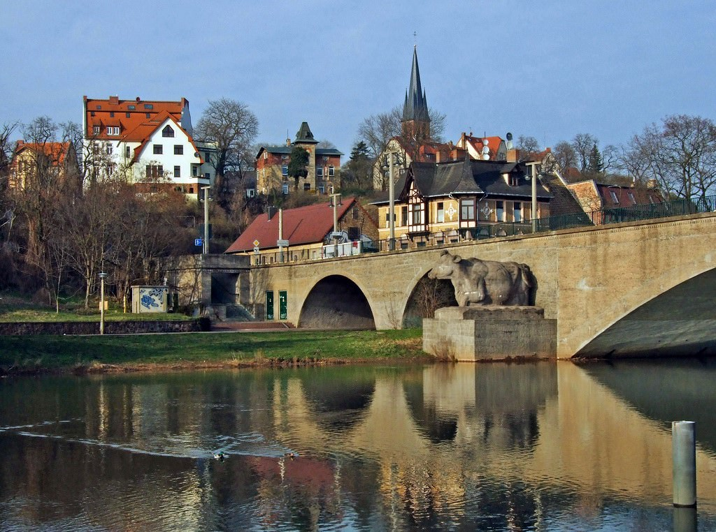 Halle An Der Saale Pictures Photo Gallery Of Halle An