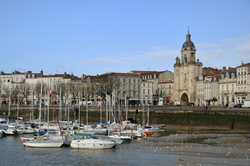La Rochelle Hotels With Parking