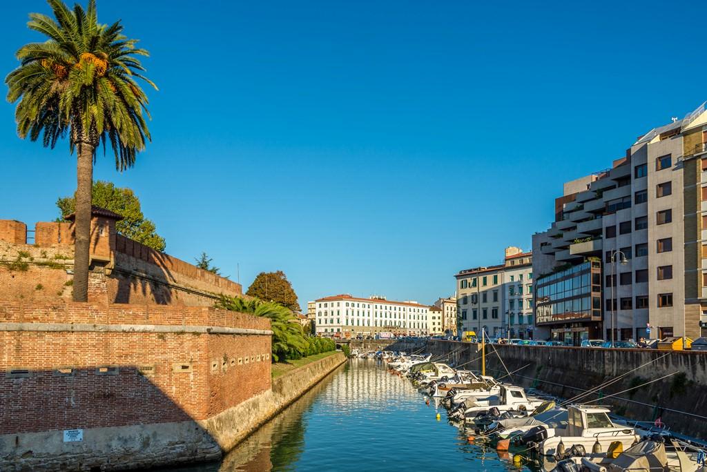 Galerie de photos de Livourne (Italie) sur