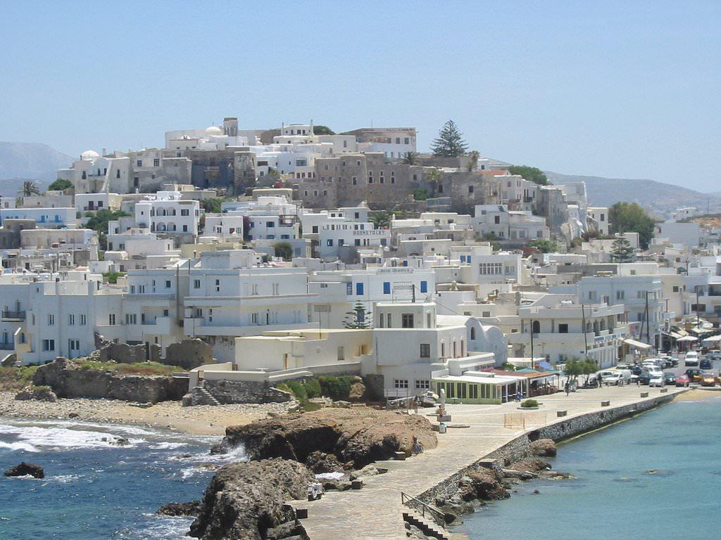 Car Rental Naxos Island