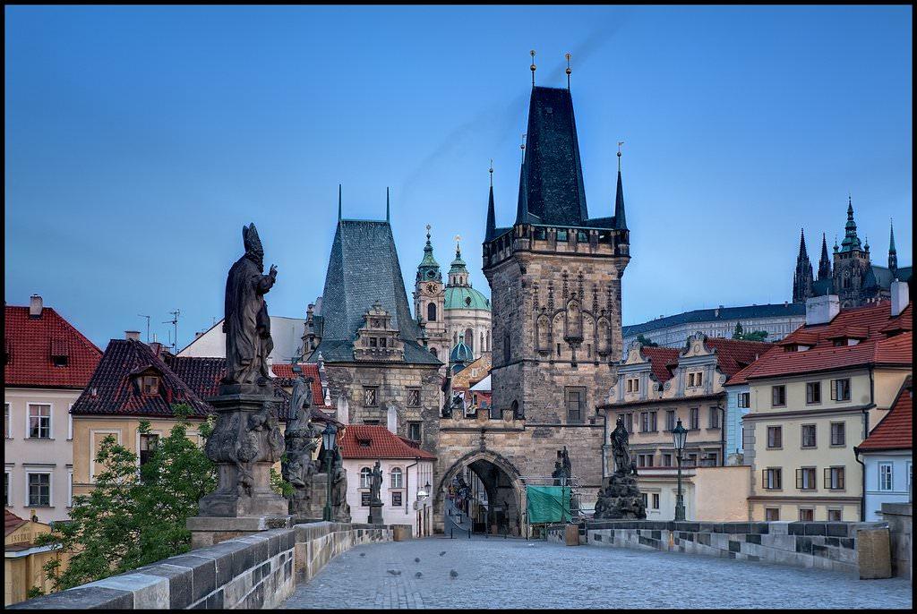Charles Bridge Bed And Breakfast Prague