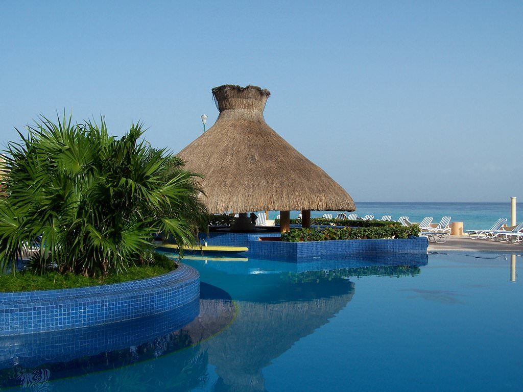 Large Cozumel Maps For Free Download And Print High