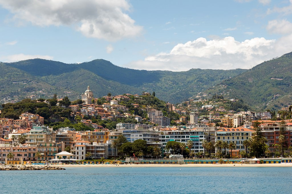 Urlaub San Remo Hotel