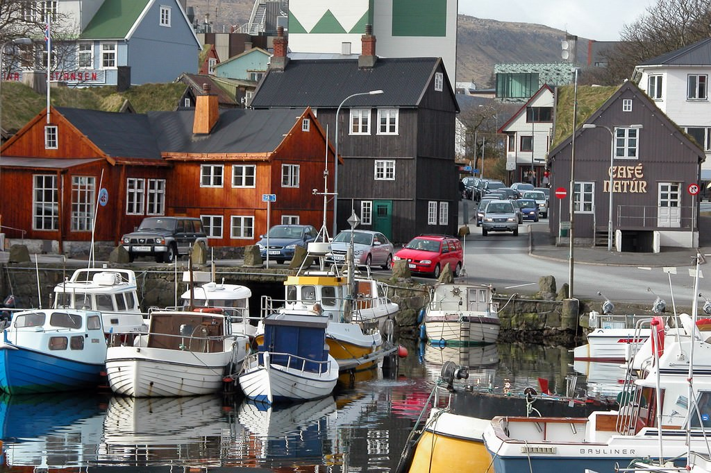 List Of Cities In Faroe Islands