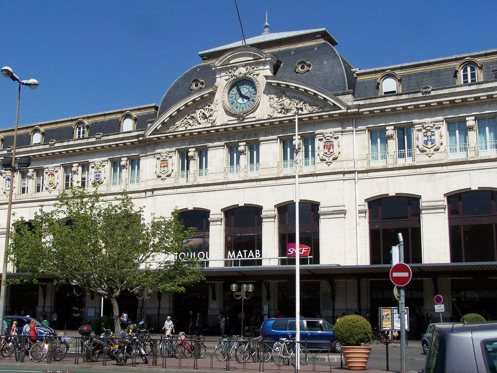 Hotel Toulouse Gare Matabiau