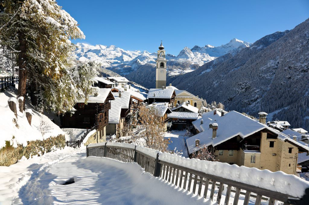 Family Hotel In Val D Aosta
