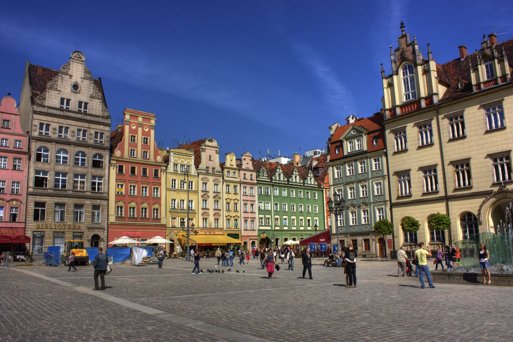 wroclaw pictures photo gallery of wroclaw high quality