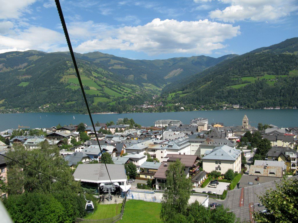 Single zell am see