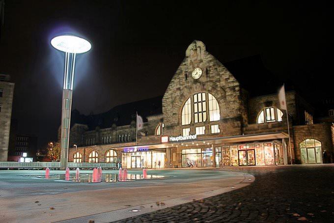 Hauptbahnhof Aachen