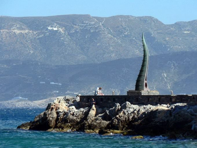 Sculpture, Agios Nikolaos