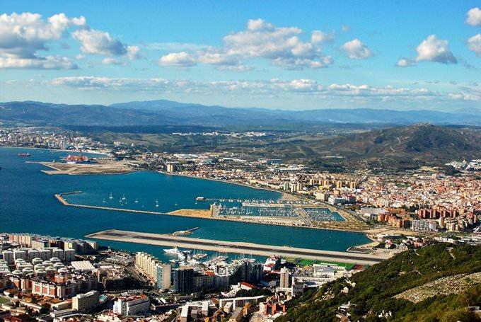 gibraltar/malaga