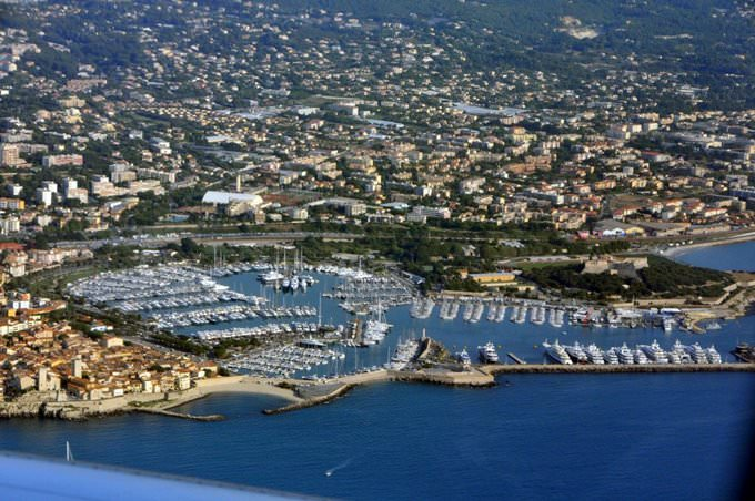Port dAntibes