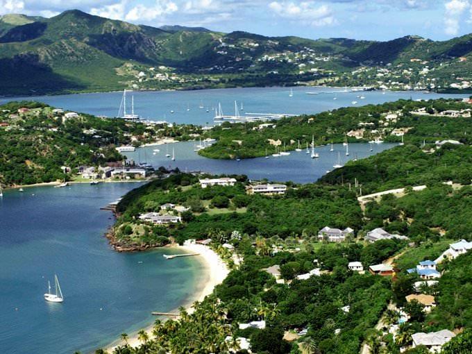 Antigua, Nelsons Dockyard