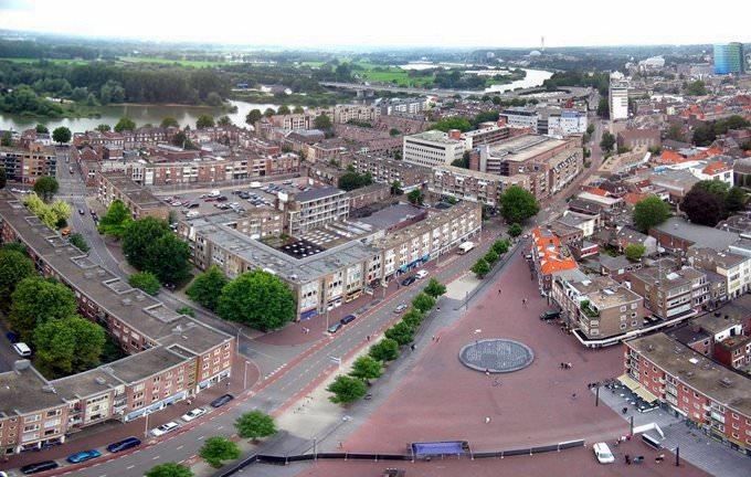 Arnhem west
