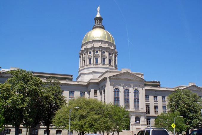 Georgia State Capitol - Atlanta Georgia