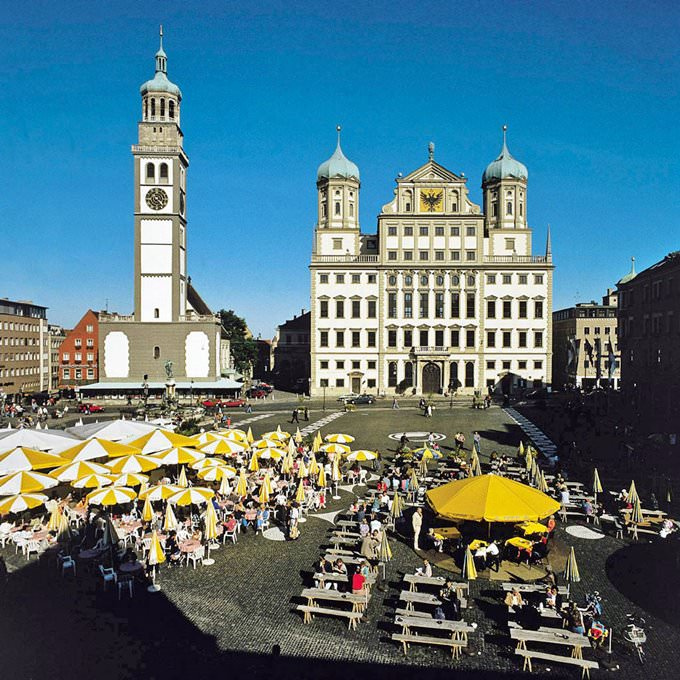 Augsburg Travel Guide Things To See In Augsburg Sightseeings