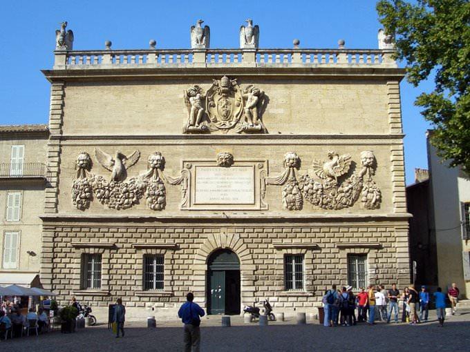Avignon - Palais de Monnaie