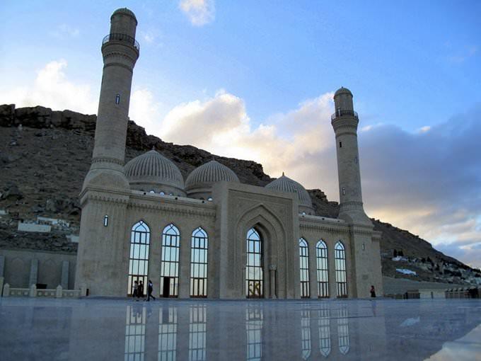 Mosque South of Baku