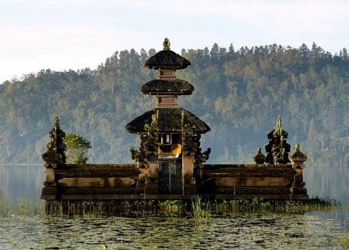 Pura Ulun Danu Bratan, Bedugul, Bali