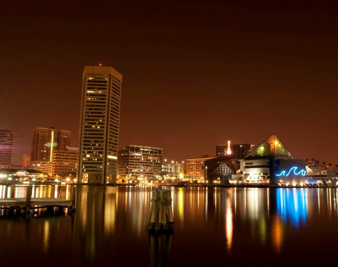 baltimore cityguide  travel guide  baltimore sightseeings  touristic places