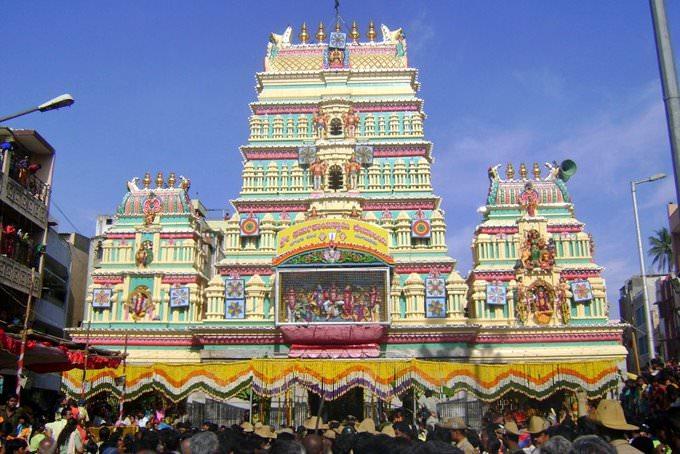 Shri Dharmaraya Swamy Temple