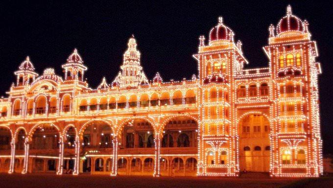 Mysore Palace - A treat To Watch