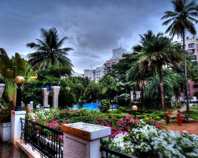 Diamond district Bangalore