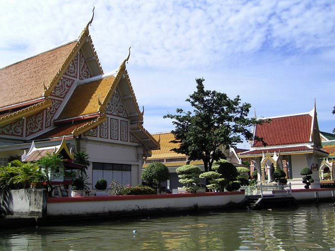 Charming Venice of the East, Bangkok