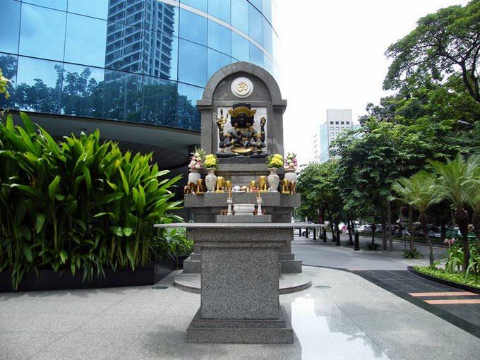 The Plaza Athenee - A Royal Meridien Hotel in Bangkok