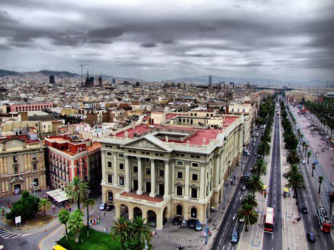Barcelona East