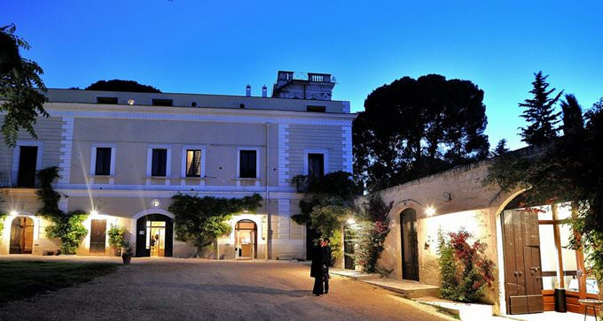 Puglia, Country House Cefalicchio I, Canosa di Puglia (Bari)