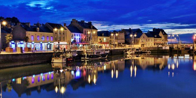 Port-en-Bessin-Huppain Calvados