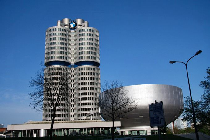 BMW Headquarters and Museum