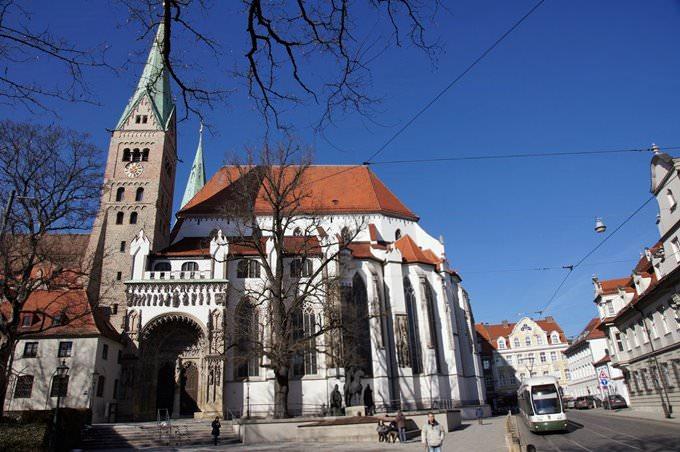 Augsburg Dom Unserer Lieben Frau