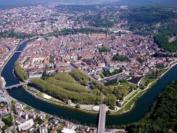 Guide Touristique De Besan 231 On Toutes Les Curiosit 233 S De