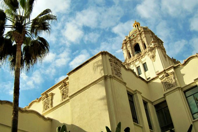 Beverly Hills City Hall, .12, #1