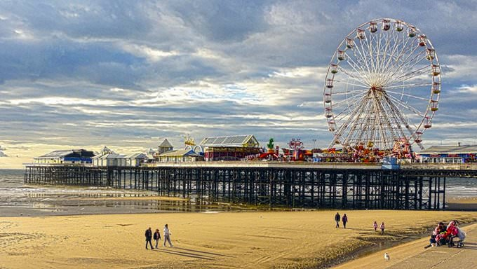 Blackpool HDR