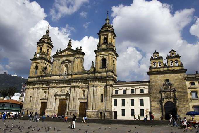 Primary Cathedral of Bogota