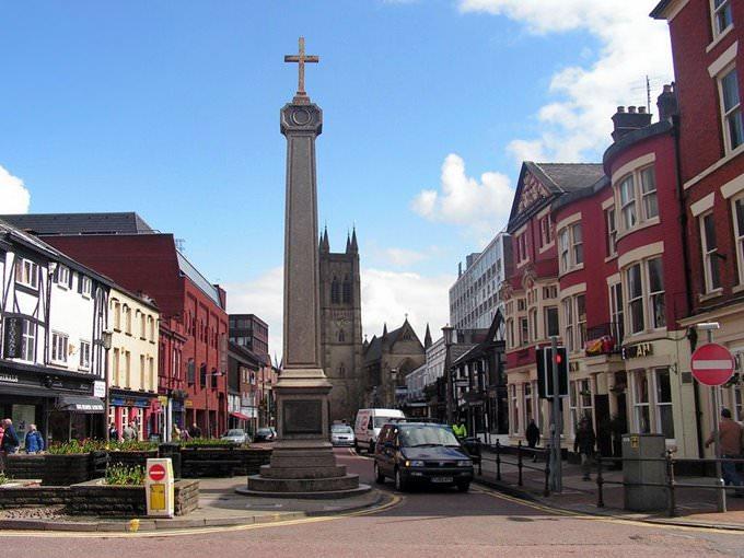 Bolton Cross