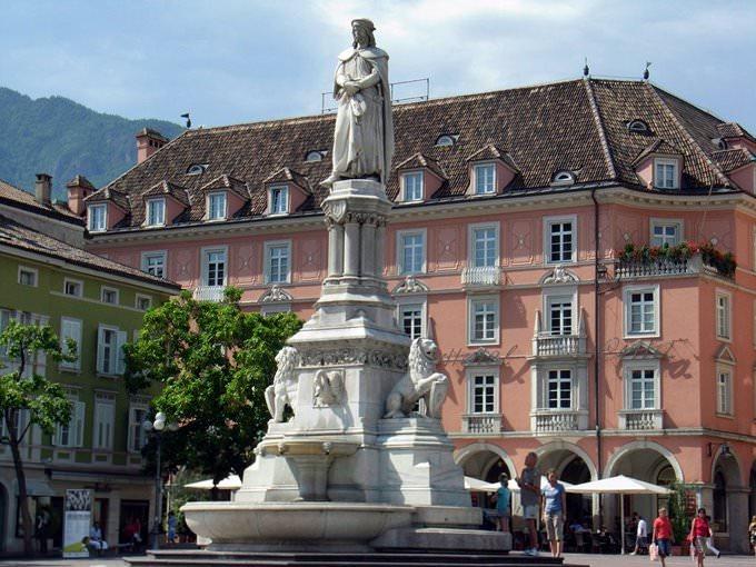 Waltherplatz - Bozen