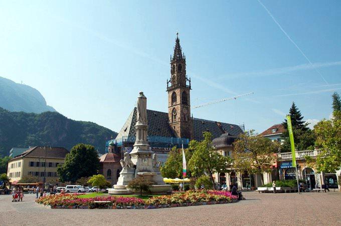 Bolzano main place