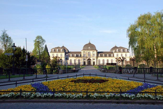 Poppelsdorfer Schloss in Bonn