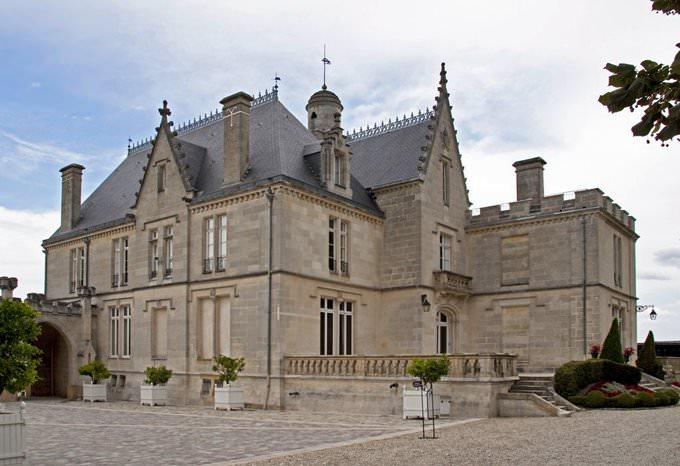 Chateau Pape Clement Bordeaux
