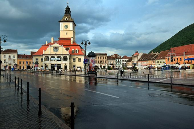 Brasov - The Council House